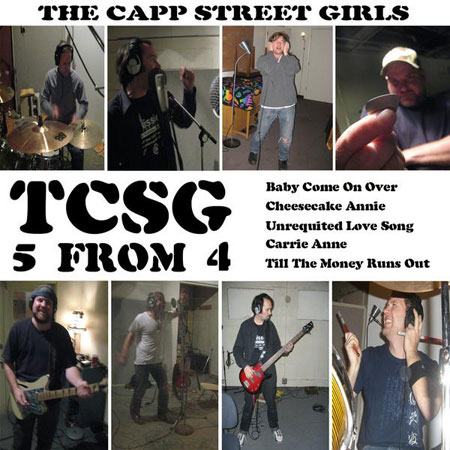 The Capp Street Girls EP - 5 from 4
