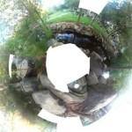 6. My Secret: Back yard of Stone Brewery. See it in 360 here.