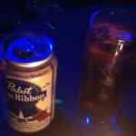 9. Highs and Lows: High-brow mixed drink vs. low-brow Pabst.